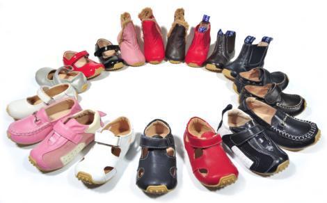 Вибір взуття для дітей
